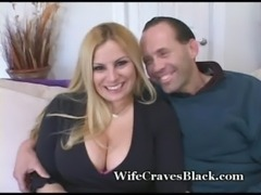 Hubby Takes Lessons From Black Stud free