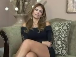 latina milf creampie with white guy