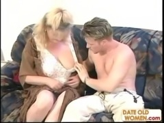 Mature Julia gets banged hard b ... free