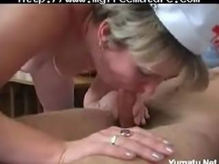 Russian Nurse mature mature porn granny old cumshots cumshot