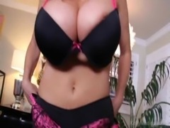 Busty Wife Pleasing Her Husbands Big Cock free