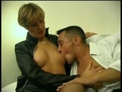 French milf Dominique free