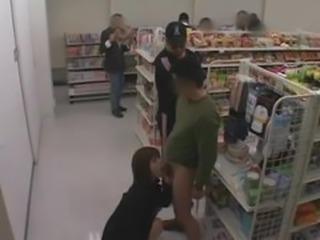 Japanese Chick Goes Public