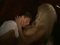 Wife Fucks Stranger in a Swinger Club free