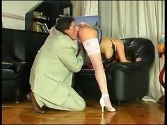 Russian girl fucked by teacher