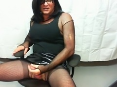 Crossdresser CJ PVC Skirt