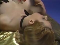 Lesbian photo session