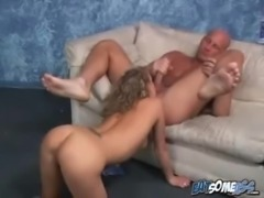 Milf mommy Desire Moore rimming ... free