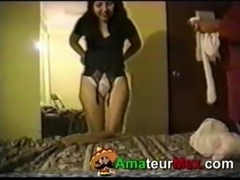 Threesome with my Wife and Pretty Whore - amateurmex.com free