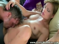 Milf makes love by the window free
