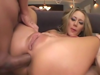 27 year old 5 foot 9 inch blonde with enormous fake tits and an angel face...