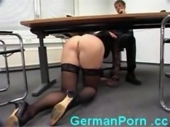 Housewife sexually exploited in the office free