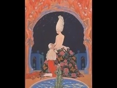Erotic Art of Georges Barbier 5 - Fetes Galantes