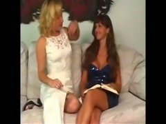 MILF And Mature Lesbians On Bed free