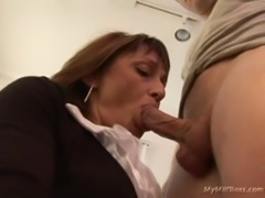 Jillian Foxxx - My MILF Boss 2 free