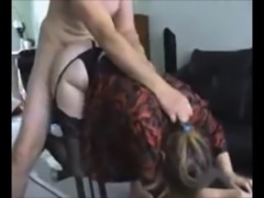 curvy milf in stockings banged on homemade free