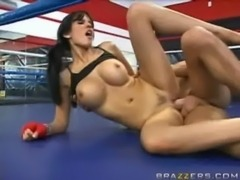 Fucked in the Box Ring! free
