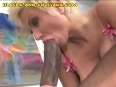 MILF Plowed by Young Black free