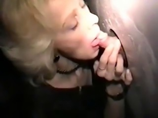 Cuckold - Interracial Multi-Orgasmic Mary's Gloryhole