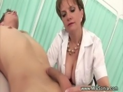 Cuckolds wife plays nurse free