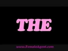 FemaleAgent Tits made for cock free