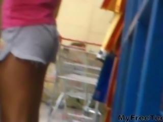 Novinha Delicia No Supermercado teen amateur teen cumshots swallow dp anal