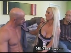 Sexy and Hot MILF Shared free