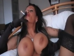 Smoking Fetish - Eve Big Tits Deluxe free