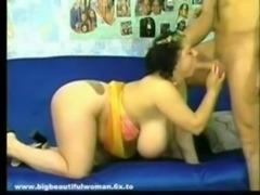 big tit chubby milf gets fucked free