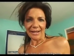 milf fucking a huge dick awesome tits free