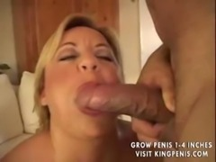 Hot Busty Blonde BBW MILF Cougar Part2 free