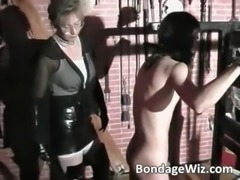 Crazy slut dominated some guy