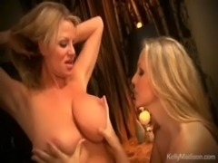 Kelly Madison and Julia Ann Have Steamy Lesbian Sex free