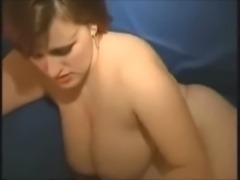 Big Breasted Mom Fucked on Homemade Sextape free