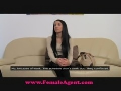 FemaleAgent Gymnast flexible fuck free