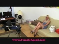 FemaleAgent Female Agent VS Fak ... free