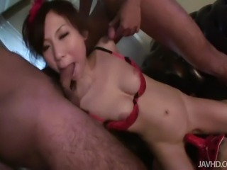 Carnival makes people go wild and do crazy stuff, like the hot milf Karen,...