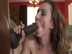 Amateur milf having interracial ... free