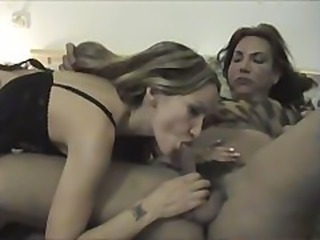 Cum Filled Tgirl Throats - Scene 5 - Meltdown