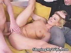 Cougar Can't Get Enough Sex