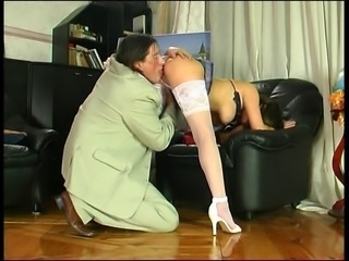 Russian girl fucked by teacher