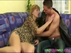 Chubby Russian Mom free