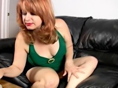 My Lovely Mommies 13 (Mistress w. Beautiful Legs) (+slow mo)