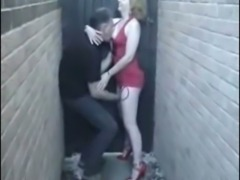 Amateur Sex In Alley free