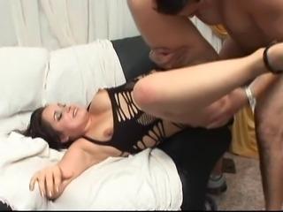 Olga Cabaeva anal by brazilian cock