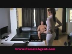 FemaleAgent Talented cock free