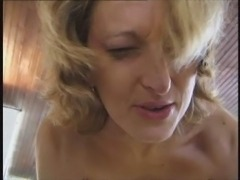 French  POV milf anal  extra and french guy
