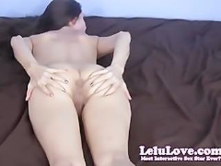 Lelu LoveCloseup Penetration Huge Creampie