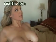 Fantastic sex-wife shows her lust during hot vagin free