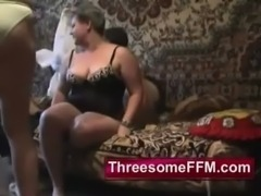 Young Guy Fucking Two Russian Ladies - threesomeffm.com free